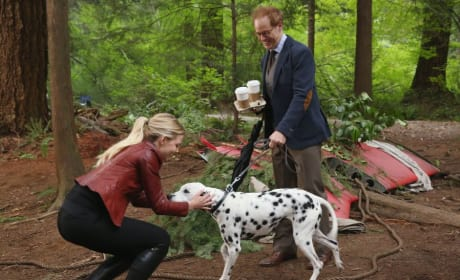 Emma and Archie - Once Upon a Time
