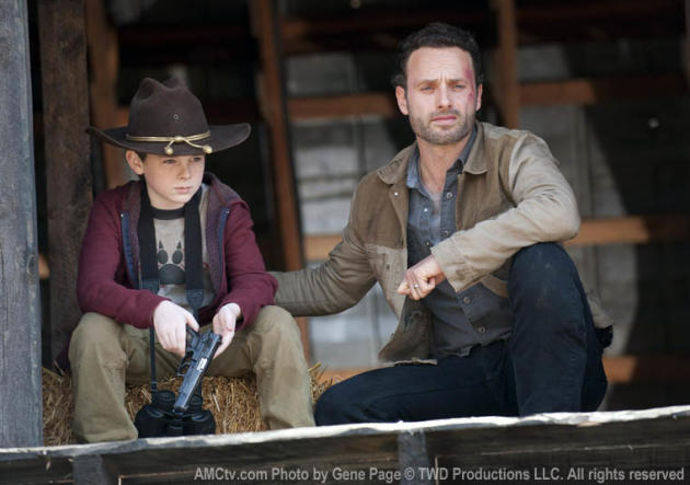 Carl and Rick