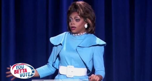 Political Shock - RuPaul's Drag Race Season 12 Episode 9