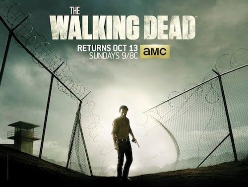 Walking Dead Season 4 Poster