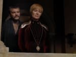 Cersei Admires Her Army - Game of Thrones