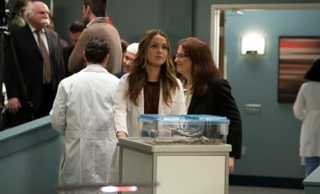 Game Day for Jo - Grey's Anatomy Season 14 Episode 20