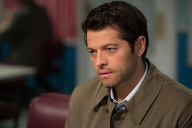 Castiel means business - Supernatural Season 12 Episode 10