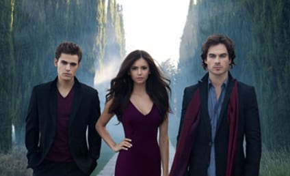 New Vampire Diaries Poster: Hot!