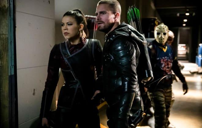 Arrow Season 7 Episode 17 Review: Inheritance