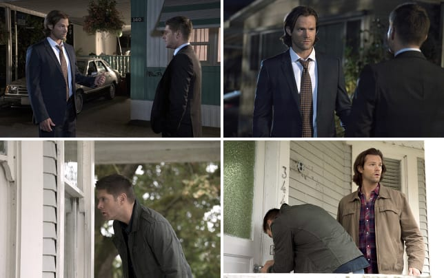 Sam and dean hatching a plan supernatural season 11 episode 5