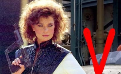EXCLUSIVE: Jane Badler Speaks on Return to V