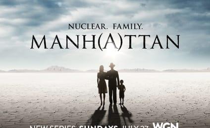 Manhattan Key Art: Three New Posters Released!