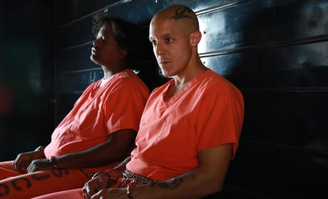 Juice in Jail - Sons of Anarchy Season 7 Episode 9