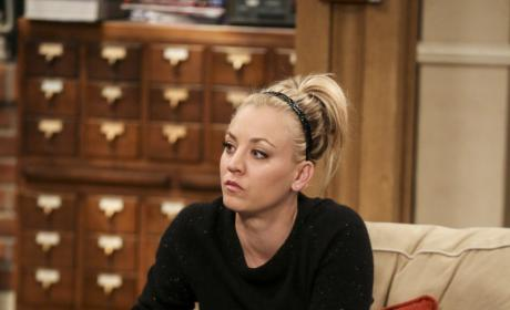Penny is Not Impressed - The Big Bang Theory Season 10 Episode 16