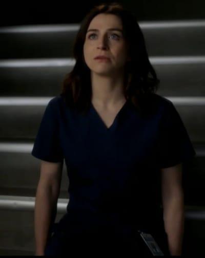 Unhappy Amelia