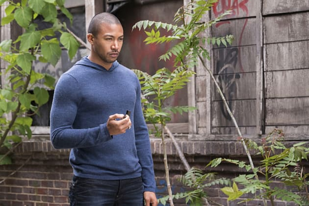 Marcel in Thought - The Originals Season 2 Episode 22