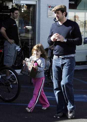 Patrick Dempsey Daughter Tallulah Put Safety And Cuteness First