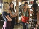 Liars Pow Wow - Pretty Little Liars Season 5 Episode 18