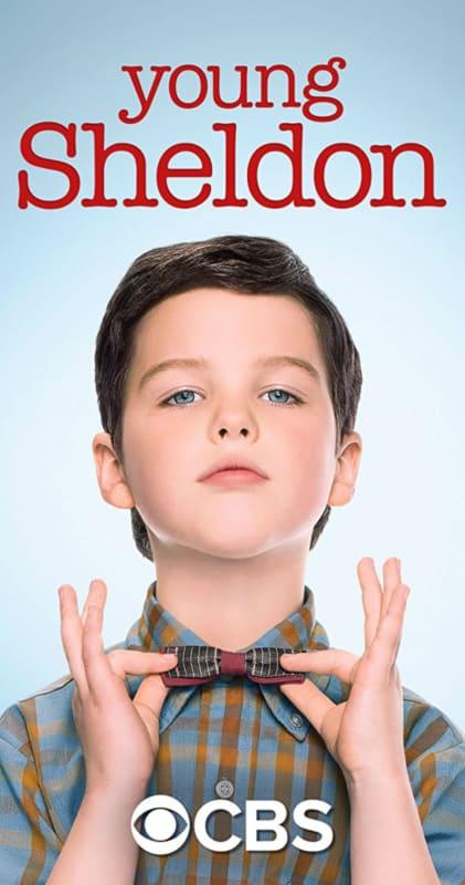 Young Sheldon - Renewed!