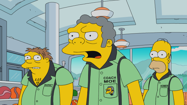 Cheering Up Moe - The Simpsons