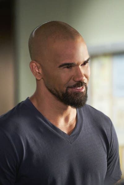 Shemar Moore Returns - Criminal Minds