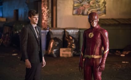 The Flash Season 4 Episode 4 Review: Elongated Journey Into Night