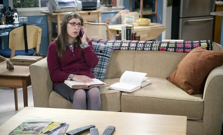 Good for You, Amy - The Big Bang Theory Season 9 Episode 1