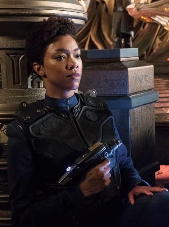 Second Sensor - Star Trek: Discovery Season 1 Episode 9