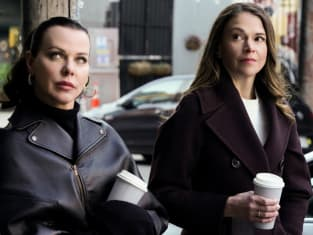 Maggie and Liza - Younger Season 7 Episode 5