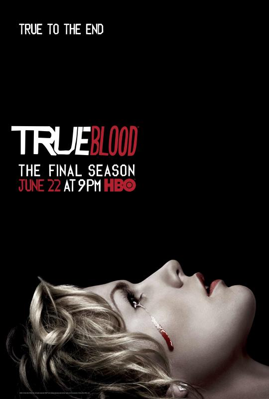 True to the End Poster