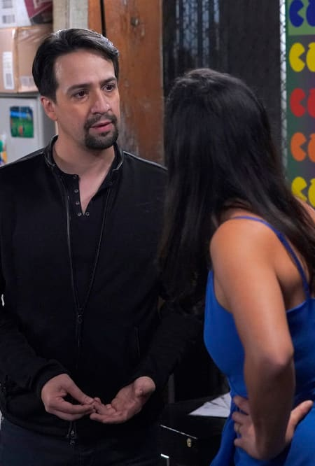 David Santiago - Brooklyn Nine-Nine Season 6 Episode 9