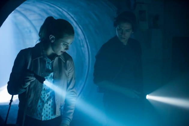 Hidden Room - Riverdale Season 3 Episode 2