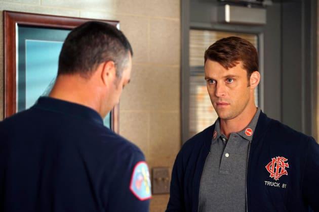Casey vs. Severide - Chicago Fire Season 5 Episode 6