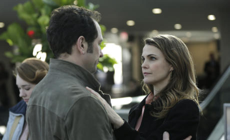 Going On a Trip - The Americans