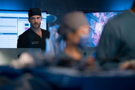 Benched - Chicago Med Season 3 Episode 2