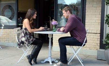 Andrew the Spy - Pretty Little Liars Season 5 Episode 20
