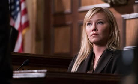 Confronting her Past - Law & Order: SVU
