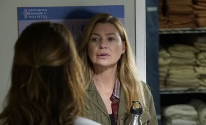 Grey's Anatomy Season 16's Final Episodes Will Never See the Light of Day