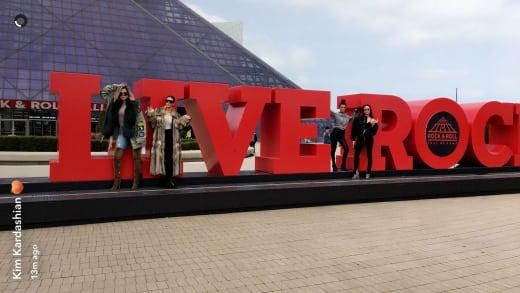 Kardashians Cleveland