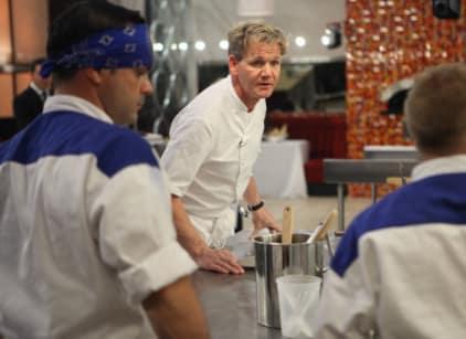 Watch Hell's Kitchen Season 12 Episode 6 Online