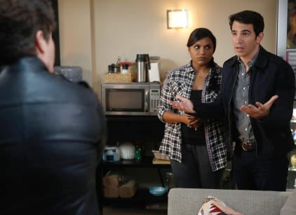 Watch The Mindy Project Season 3 Episode 5 Online