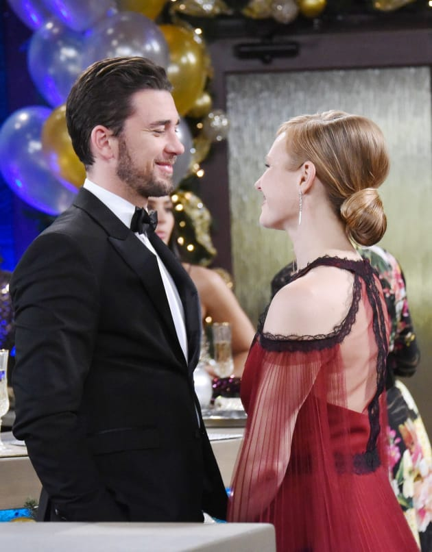 Chad and Abby's New Year's Eve Gala - Days of Our Lives