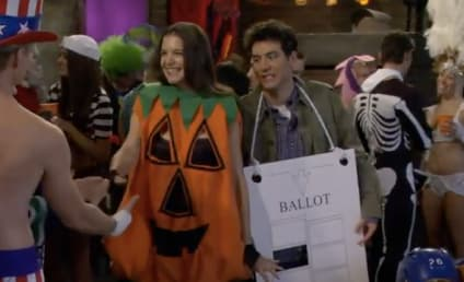 How I Met Your Mother Sneak Peek: Meeting Slutty Pumpkin