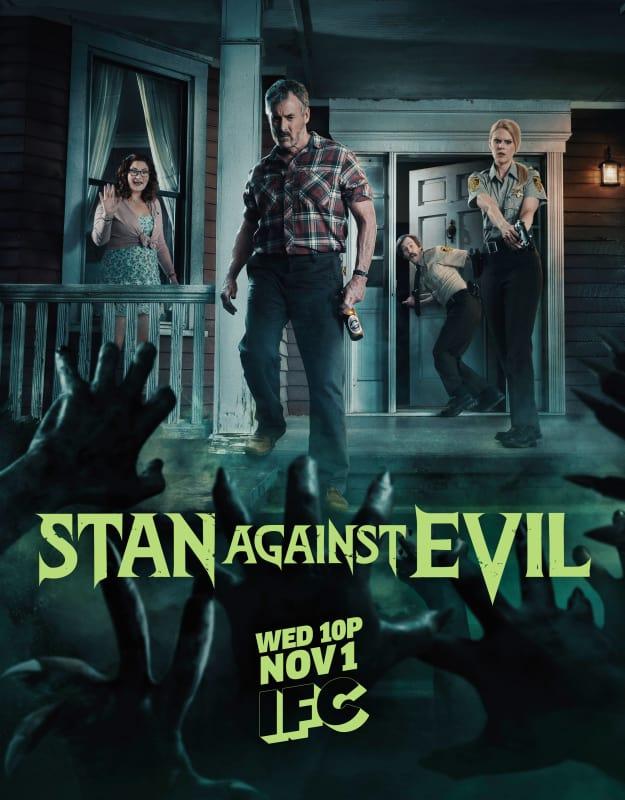 Stan Against Evil - IFC - 10/9c - 11/1