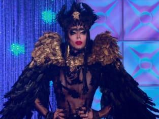 Serving Maleficent - RuPaul's Drag Race