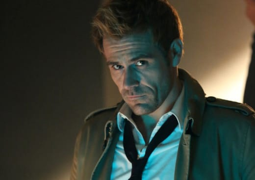 Constantine Reunites with Jim Corrigan Season 1 Episode 13