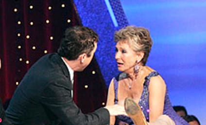 Dancing with the Stars Premiere Recap: Thank Goodness for Cloris Leachman