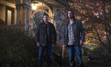Supernatural Season 10 Episode 11 Review: There's No Place Like Home