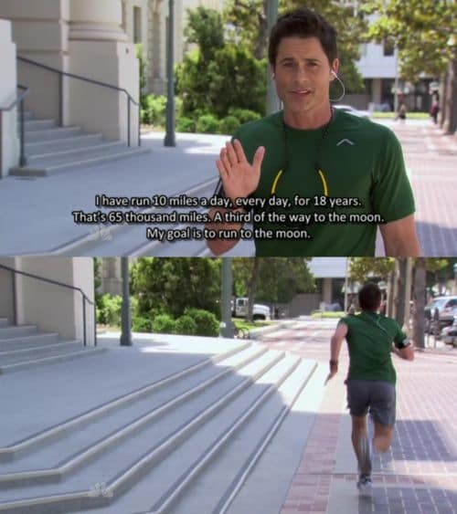 Chris Traeger - Parks and Recreation
