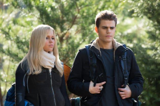 Rebekah and Stefan Photo