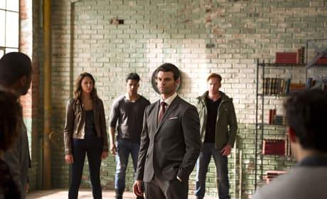 Elijah in Charge - The Originals