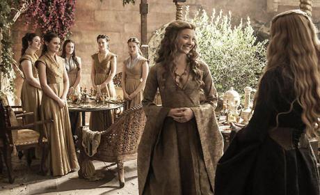 Margaery's Visitor - Game of Thrones Season 5 Episode 3