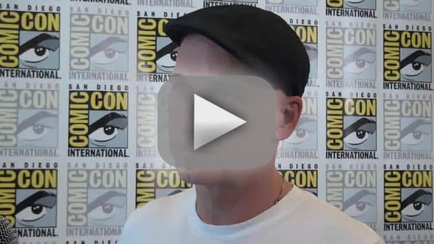 Colin Cunningham Comic-Con Q&A