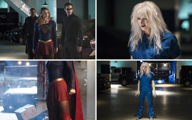 Mon el the superhero supergirl season 2 episode 10